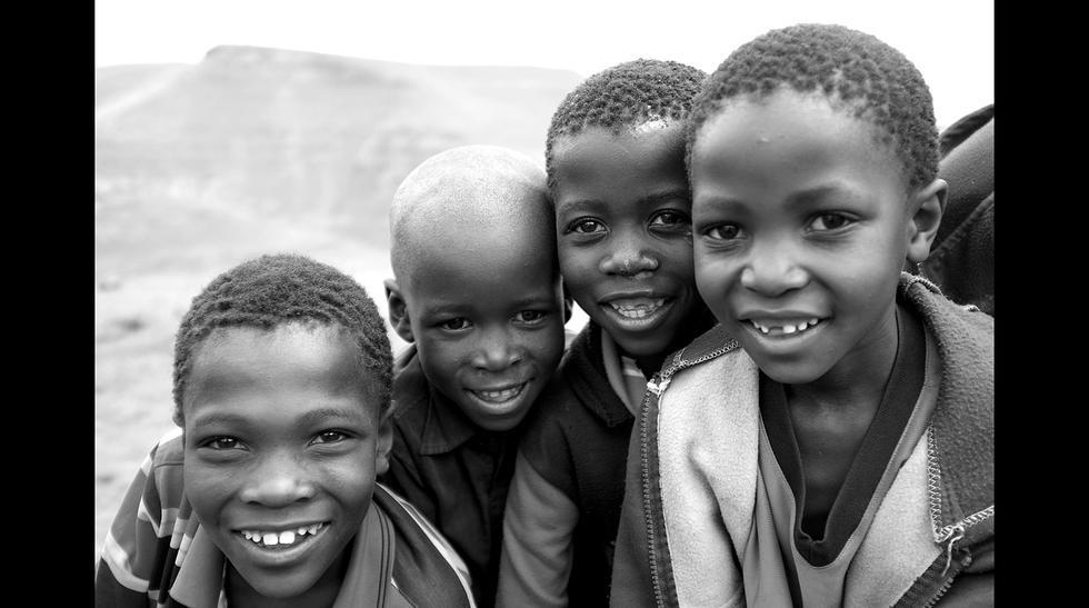 El príncipe Harry y su visita solidaria a Lesoto (FOTOS) - 7