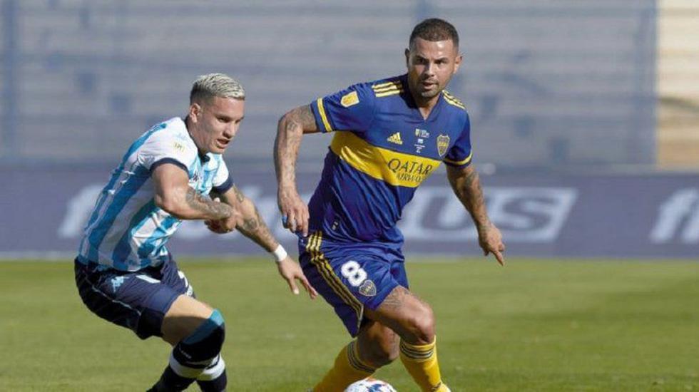Boca - Racing; duelo por semifinales de la Copa de la Liga Argentina
