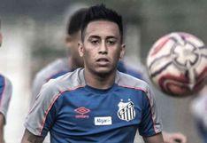 San Lorenzo estaría interesado en Christian Cueva y deuda del Santos haría viable la transferencia, según TyC Sports