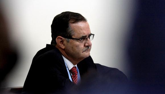 Marco Falconí fue electo como uno de los siete miembros titulares de la Junta Nacional de Justicia, (Foto: GEC)