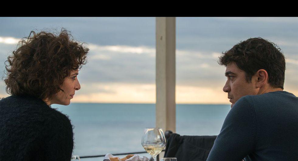 """""""Euforia"""" - 1 de noviembre. (Foto: Netflix)"""