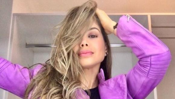 Vanessa Jerí interpretó a Carola Olazo, una de las hermanas 'Terremoto' e hija de Eva, las tres mujeres que remecieron el barrio de San Efraín (Foto: Vanessa Jerí/Instagram)
