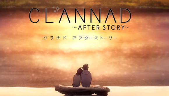 Esta es la lista completa de animes producidos por Kyoto Animation desde el año 2000. | Clannad
