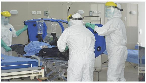Los casos positivos del nuevo coronavirus son 214.788  en todo el país.