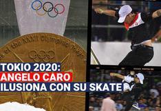 Conoce a Angelo Caro, el skater que representará a Perú en los Juegos Olímpicos