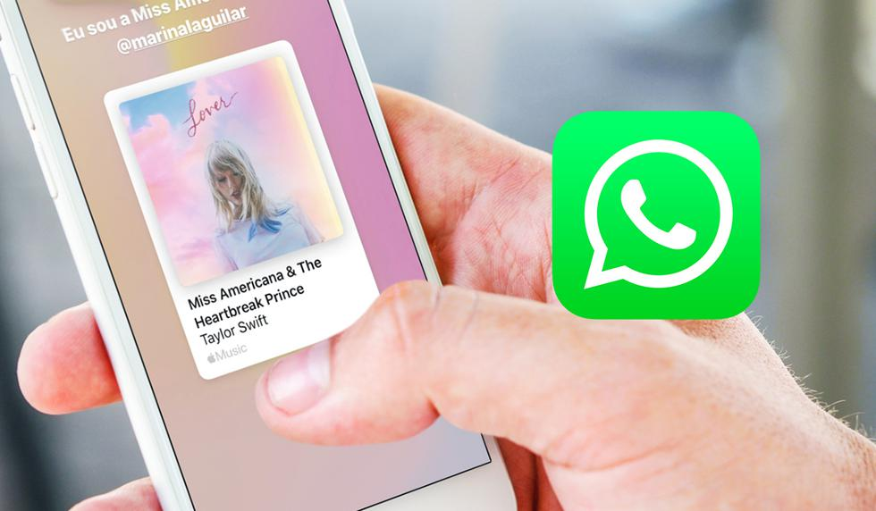 Conoce el sensacional truco para colocar música en tus estados de WhatsApp. Funciona al 100 %. (Foto: WhatsApp)