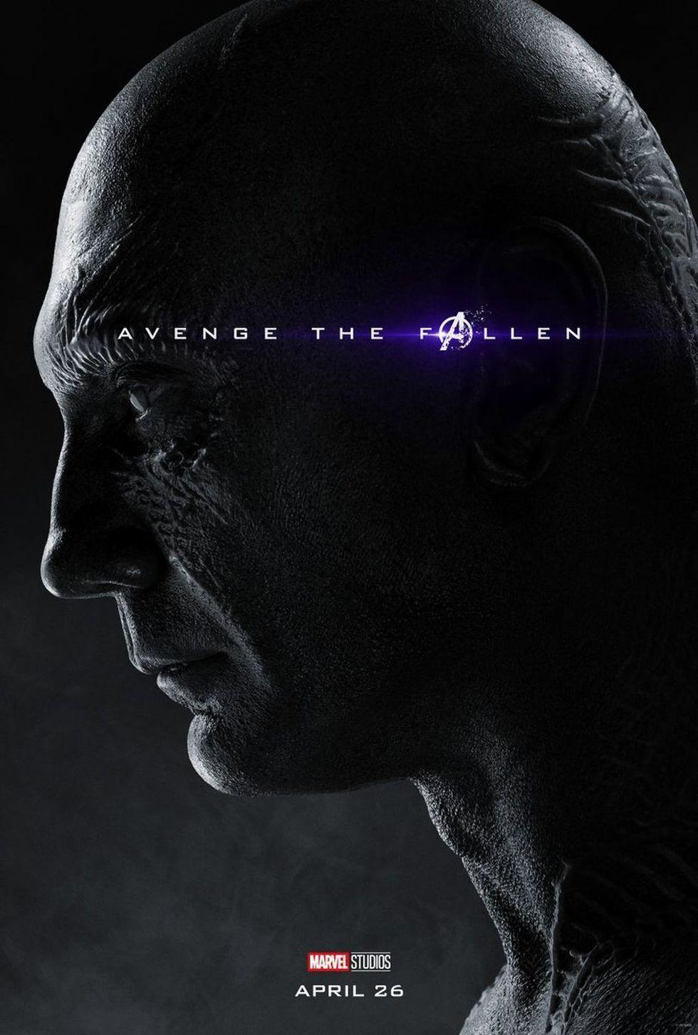 Drax el Destructor (Foto: Avengers: Endgame / Marvel Studios)