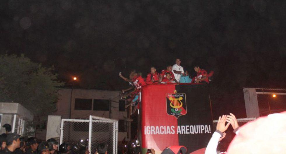Melgar y su fiesta en Arequipa por el campeonato (FOTOS) - 9