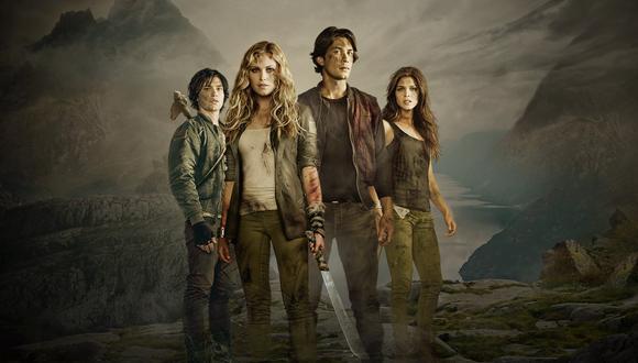 """Así han cambiado los actores de """"The 100"""" de la temporada 1 a la 7 (Foto: The CW)"""