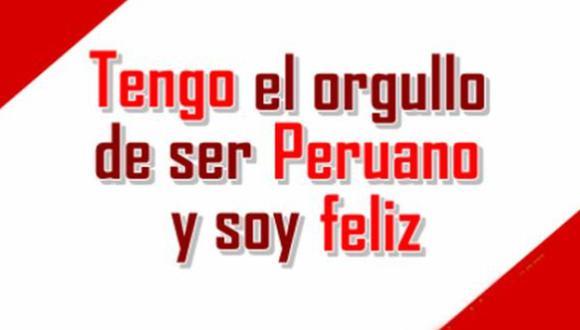 Toma en cuenta estos mensajes de felicitaciones por Fiestas Patrias para enviar a tus contactos de WhatsApp este 28 de julio | Imagen: Captura / Peru.com