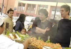 Gastón Acurio cuenta sobre la visita de Anthony Bourdain en Lima