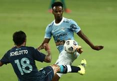 Racing venció a Sporting Cristal por Copa Libertadores (0-2)