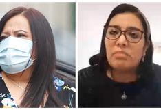 Martín Vizcarra acepta la renuncia de Mirian Morales y separa a Karem Roca