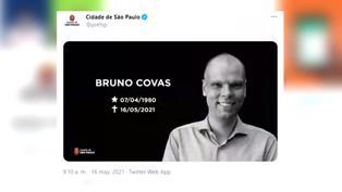 Muere de cáncer el alcalde más joven de la mayor ciudad de Brasil