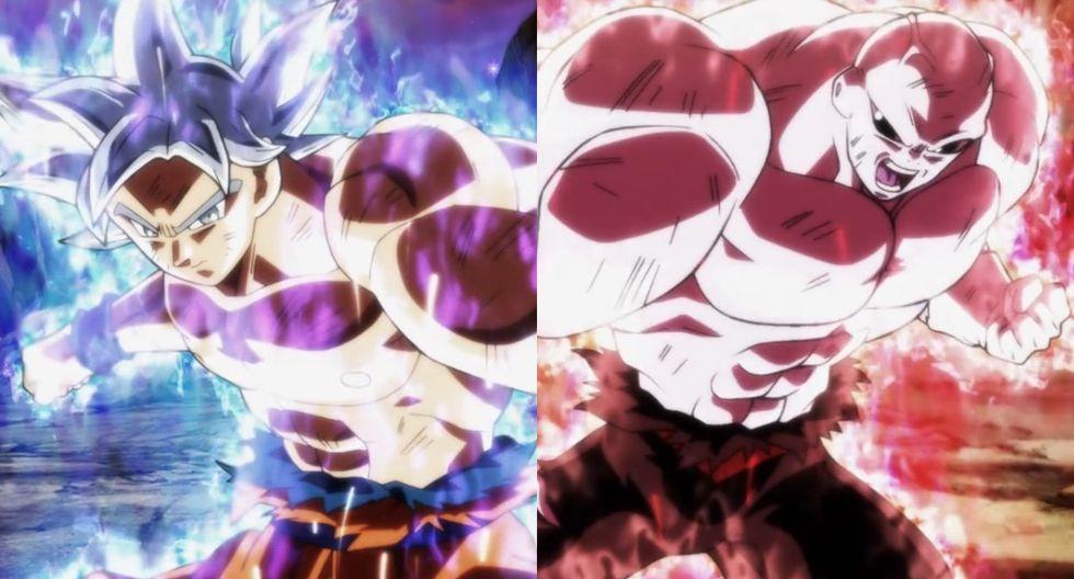 """En """"Dragon Ball Super"""" 130, Gokú y Jiren pelearán hasta las últimas conecuencias. (Foto: Toei Animation)"""
