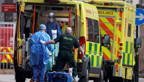 Coronavirus en Reino Unido | Últimas noticias | Último minuto: reporte de infectados y muertos hoy, viernes 1 de enero del 2021. (Foto: RUTERS/Hannah McKay.