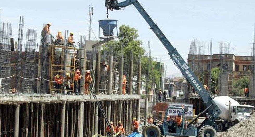La economía peruana solo creció 0,3% en junio pasado. (USI)