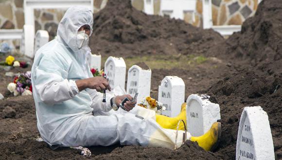 Coronavirus en Ecuador | Últimas noticias | Último minuto: reporte de infectados y muertos hoy, sábado 15 de agosto del 2020 | Covid-19 | (Foto: Cristina Vega RHOR / AFP).
