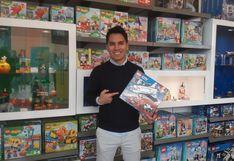 Lego prevé estrenar tienda 'online' el próximo año