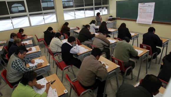 Unos 49 mil maestros optarán por 20 mil plazas de directores