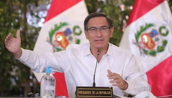 """""""Es esencial que Vizcarra y sus voceros hablen con la verdad, por muy dura que sea"""". (Presidencia)"""