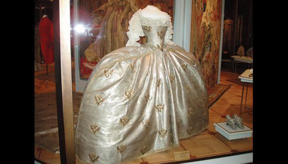 La cintura de Catalina La Grande. Museo de Kremlin, Moscú.