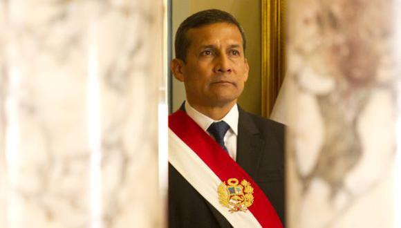 El presidente Humala tomaría juramento a su nuevo Gabinete hoy a las 7 de la noche. (Foto: Richard Hirano)