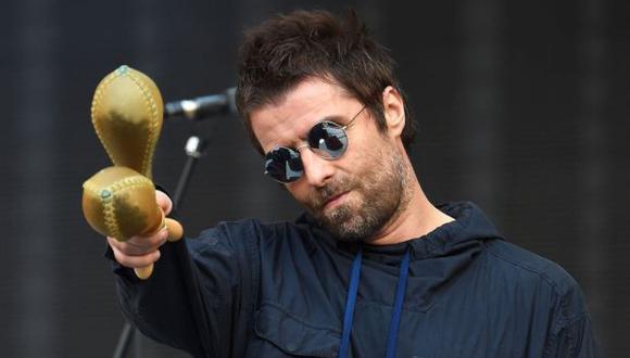 Liam Gallagher. (Foto: Agencia)