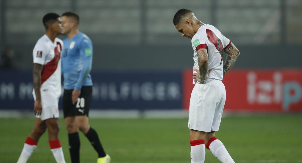Perú empató 1-1 con Uruguay y la próxima fecha está obligado a vencer a Venezuela (Foto: AFP)