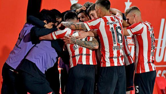 Estudiantes de La Plata goleó 4-0 a Arsenal en el fútbol argentino | Foto: @EdelpOficial