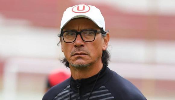 Ángel Comizzo cumple su tercera etapa como entrenador de Universitario de Deportes. (Foto: Universitario de Deportes)