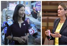 Dos mujeres de minorías étnicas pondrán fin a 200 años de alcaldes blancos en Boston