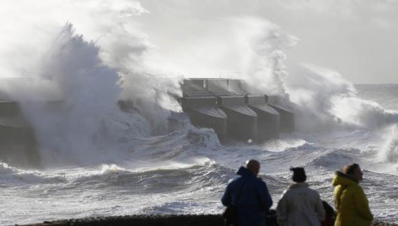En EE.UU. la gente teme más a huracanes con nombres masculinos