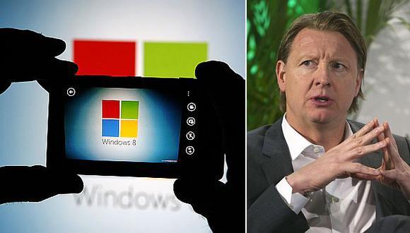 Microsoft jalaría como su nuevo CEO al jefe de Ericsson