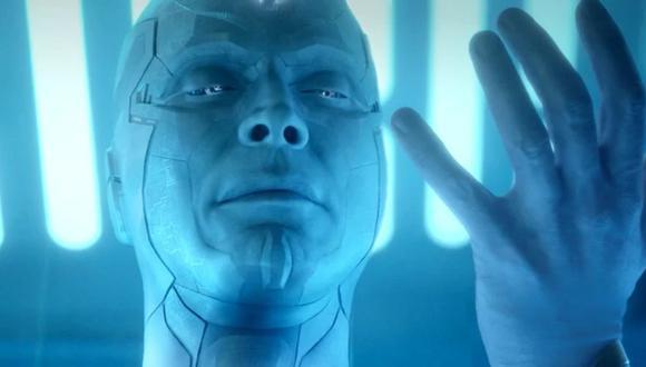 White Vision podría ser la forma de traer de nuevo al personaje en el MCU (Foto: Disney Plus)