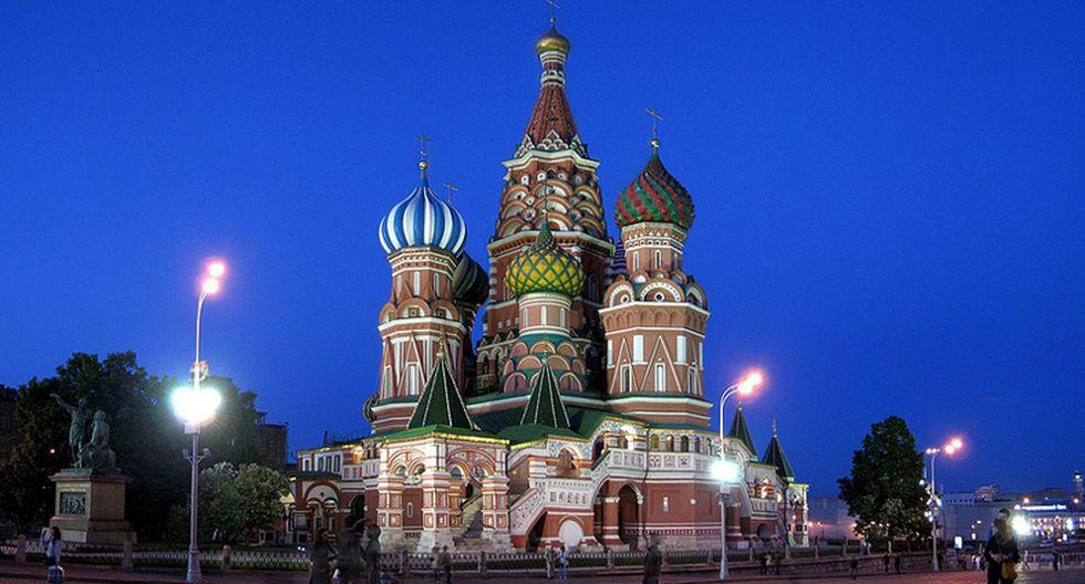 La Catedral de San Basilio , Moscú. (Foto: Kwong Yee Cheng / Flickr)