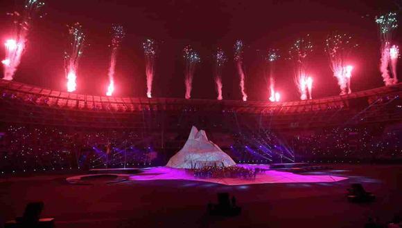 El certamen continental que congrega a 6,680 deportistas de 41 países de todo el continente americano inició con una ceremonia que rindió homenaje a las glorias del deporte nacional. (Foto: Violeta Ayasta / GEC)