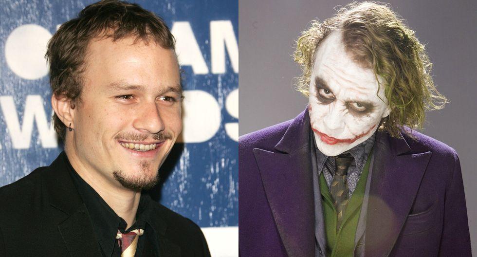 El Joker Mas Tragico La Muerte De Heath Ledger 11 Anos
