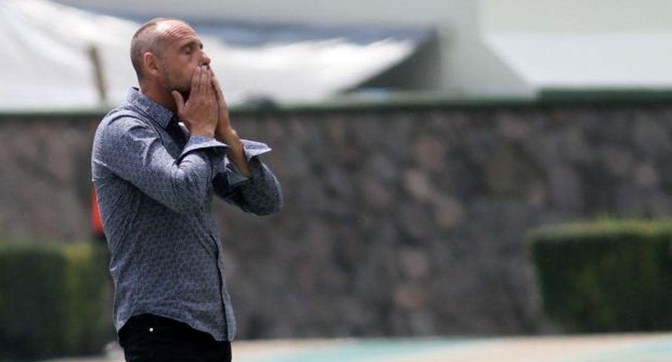 Torrente se convirtió en el segundo DT despedido desde el inicio del certamen. (Foto: AFP)