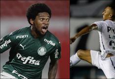 Palmeiras vs. Santos: fecha, sede, horario y canal de la final brasileña de la Copa Libertadores