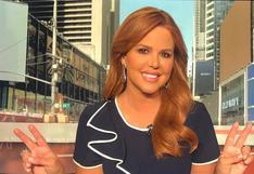 Nuevo programa de María Celeste Arrarás en YouTube supera el millón de visitas