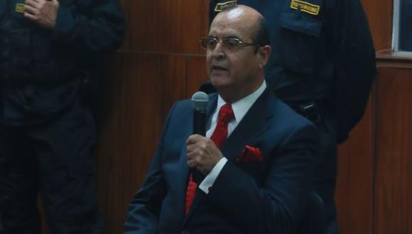 Caso Pedro Huilca: juicio oral a Montesinos fue reprogramado