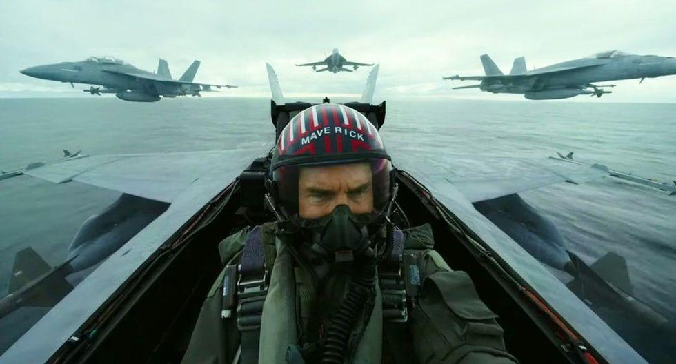 """""""Top Gun: Maverick"""": La secuela de la cinta estrenada en 1986, trae de regreso a Pete """"Maverick"""" Mitchell (Tom Cruise), quien se deberá adaptar a las nuevas tecnologías de los drones en las Fuerzas Armadas para evitar quedar obsoleto. Se estrena en junio de 2020."""