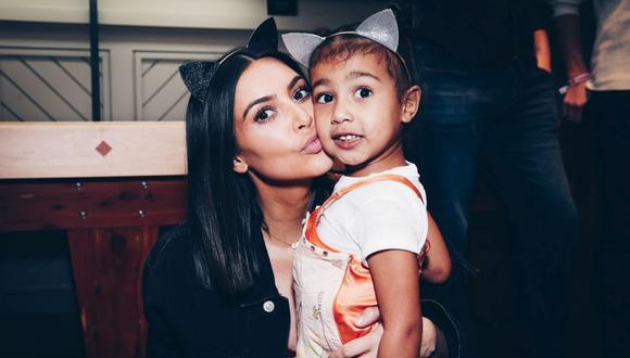 North West nació el 15 de junio del 2013 y es la hija mayor de Kim Kardashian y Kanye West (Foto: Getty Images)