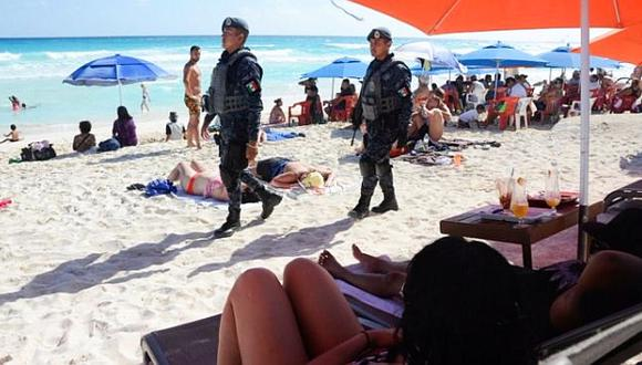 [BBC] Cancún: la nueva guerra del narco en el paraíso mexicano