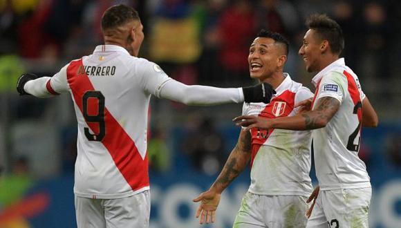 La selección peruana chocará con Qatar en el inicio de la Copa América 2020. (Foto: AFP)