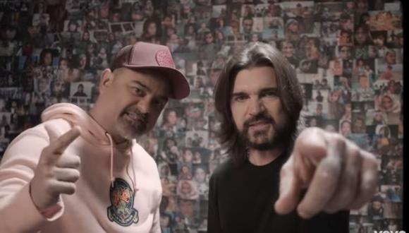 """Juanes y Nach estrenan """"Pasarán"""", canción que refleja la problemática del migrante (Foto: Instagram)"""