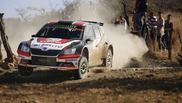 Nicolás Fuchs ganó el Rally Argentina en la categoría WRC 2. (fotos: Dppi/Ruedas&Tuercas)