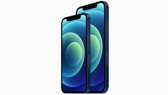 Conoce los precios oficiales del iPhone 12 en Perú. ¿Te vas a regalar uno? (Foto: Apple)