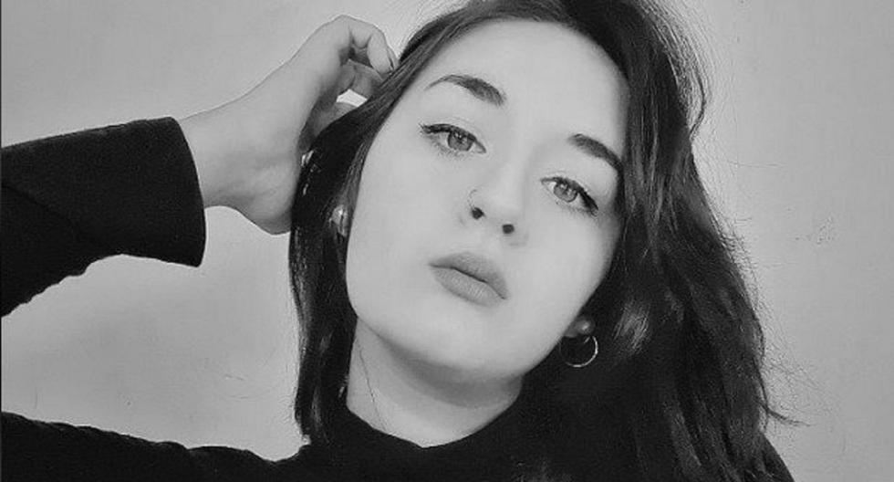 Lucía Costa no imaginó que iba a morir de una forma trágica. Su caso ha conmovido a miles de argentinos, quienes exigen justicia. (Foto: Clarín   Lucía Costa - redes sociales)